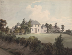 View of Mr Egginton's House near Soho Birmingham